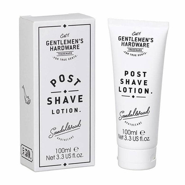 Gentlemen's Hardware POST-SHAVE LOTION - LUVBOX