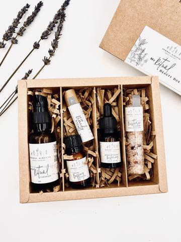 Herbal Hiraeth - My Ritual Beauty Box