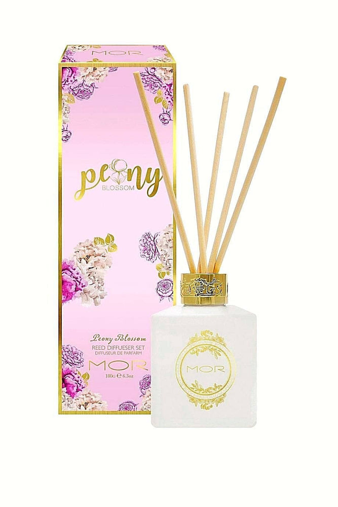 PEONY BLOSSOM REED DIFFUSER