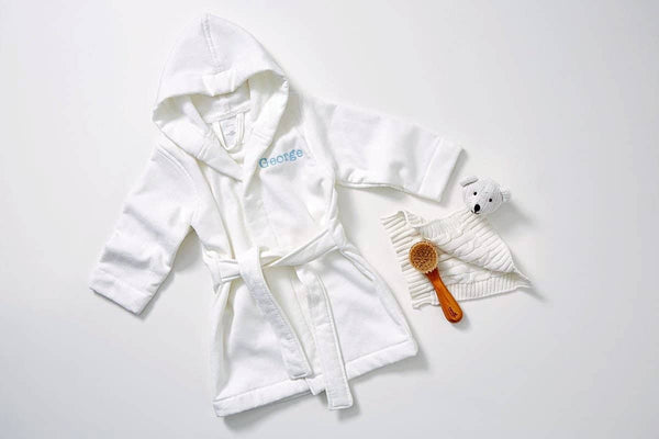Rohbee Baby Hooded Robe - LUVBOX