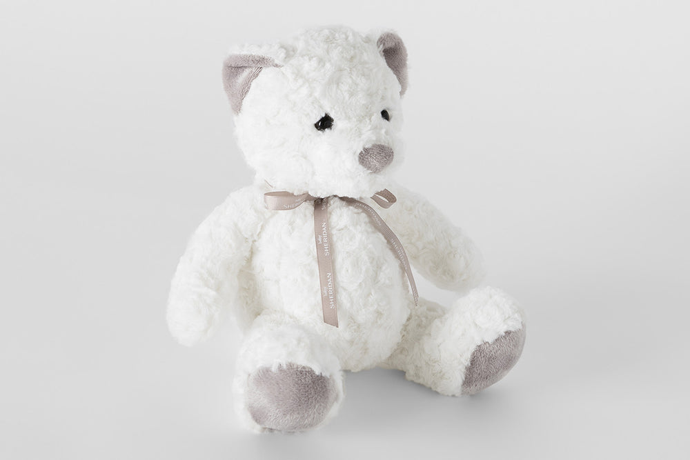 Sebastian Bear Baby Toy - CLEARANCE SALE