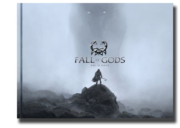 Fall of Gods 1 - She Is Gone