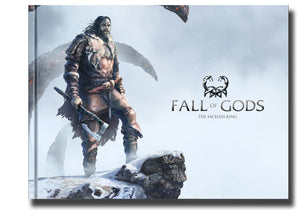 Fall of Gods 2 - The Faceless King