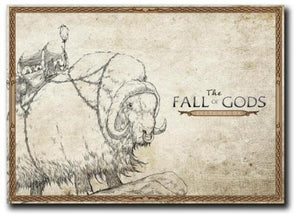 Fall of Gods Sketchbook