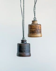 Fiberglass Pendants Found Item (Each one will vary) - Rustic Barn CT