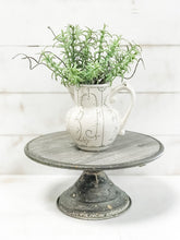 Load image into Gallery viewer, Round Display Pedestal Two Sizes - The Rustic Barn CT