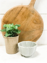 Load image into Gallery viewer, Stoneware Flower Shaped Bowl - The Rustic Barn CT