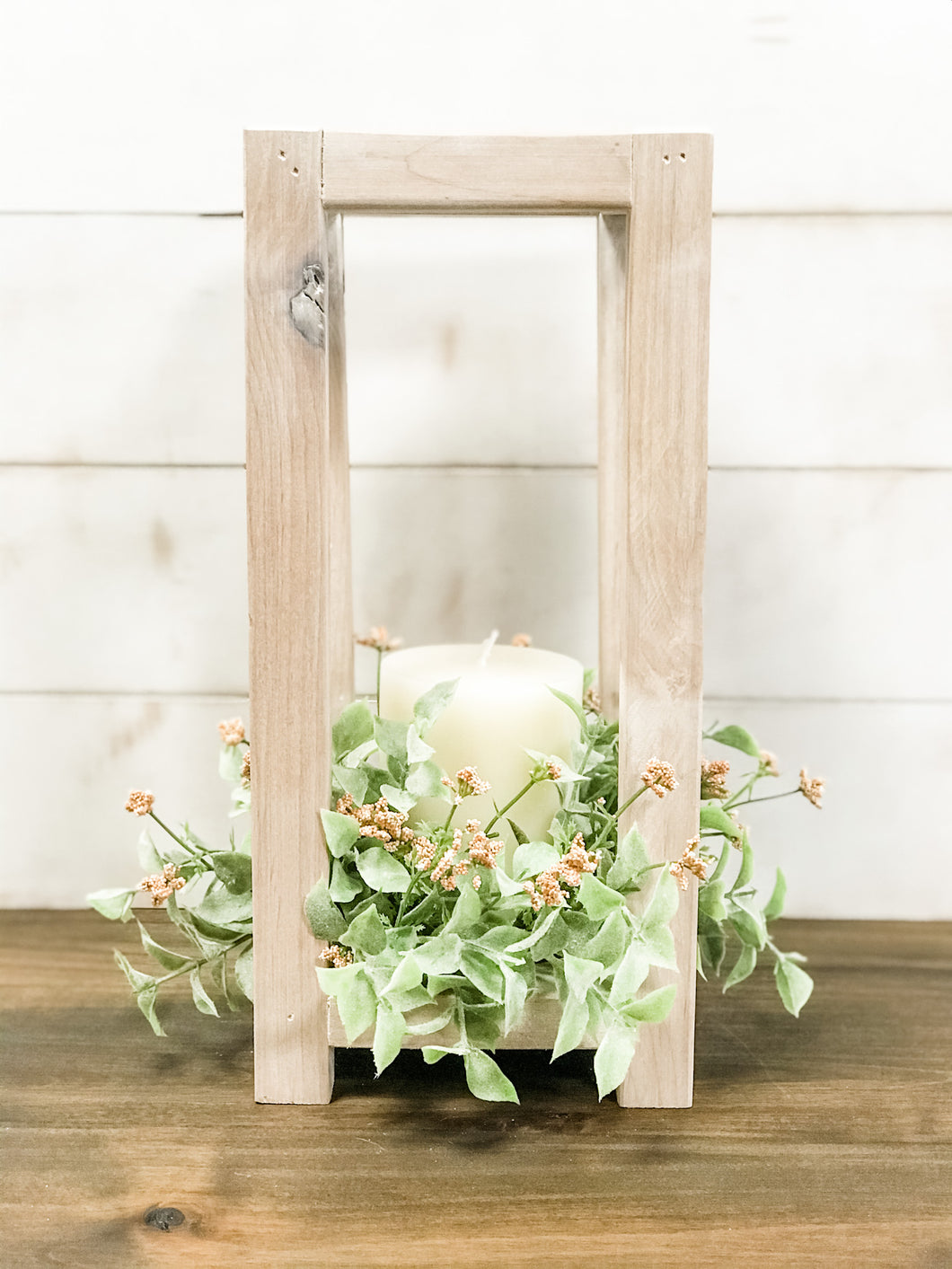 Modern Farmhouse Lantern - The Rustic Barn CT