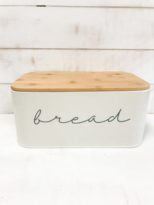 Signature Bread Box - The Rustic Barn CT