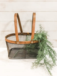 Wire Baskets - The Rustic Barn CT