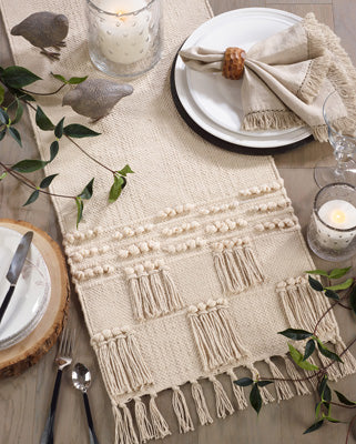 Tassel Moroccan Runner - The Rustic Barn CT
