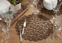 Load image into Gallery viewer, Wooden Laser Cut Placemat - The Rustic Barn CT