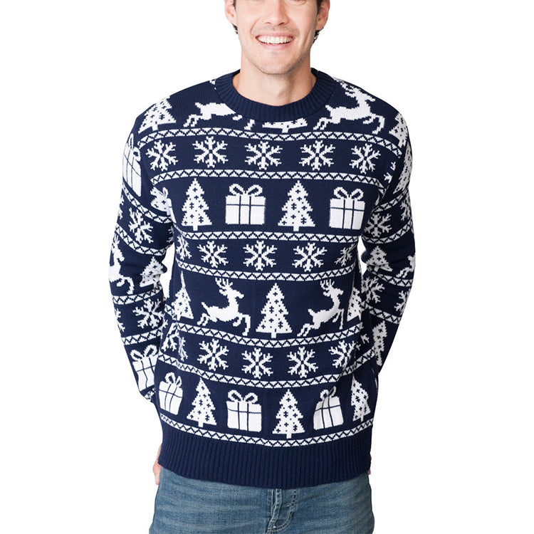 Cable Knit Junky Ugly Christmas Sweater – uglychristmassweatersusa