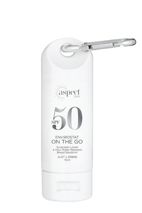 Aspect Envirostat On The Go SPF 50 75ml