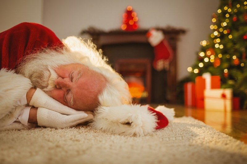 How to get a great night's Sleep at Christmas