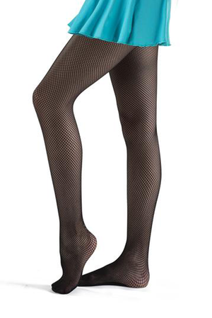 Sodanca Flamenquita Kids Fishnet Tights