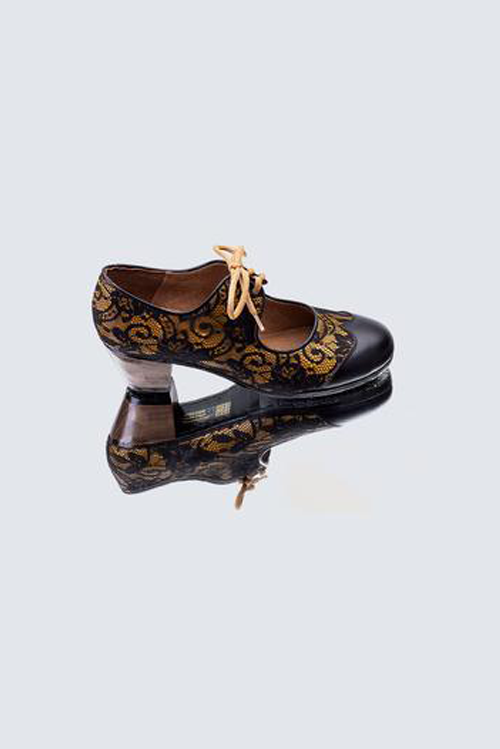 Siudy Professional 1 Golden Shoes