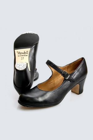 Solea Academico Flamenco Shoes