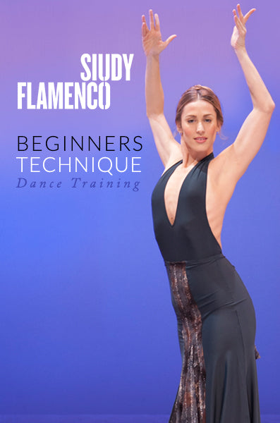 Siudy Flamenco Dance Training Beginners Video Stream