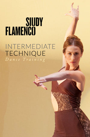 Siudy Flamenco Dance Training Intermediate Video Stream