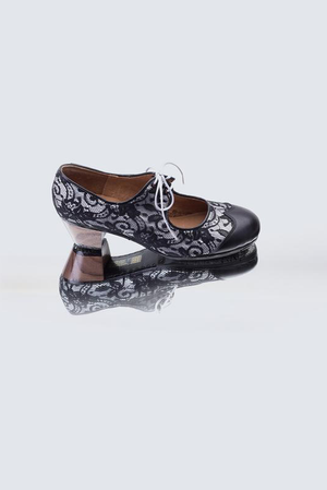 Siudy Professional 1 Silver Shoes