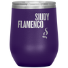 Siudy Flamenco - Wine Tumbler
