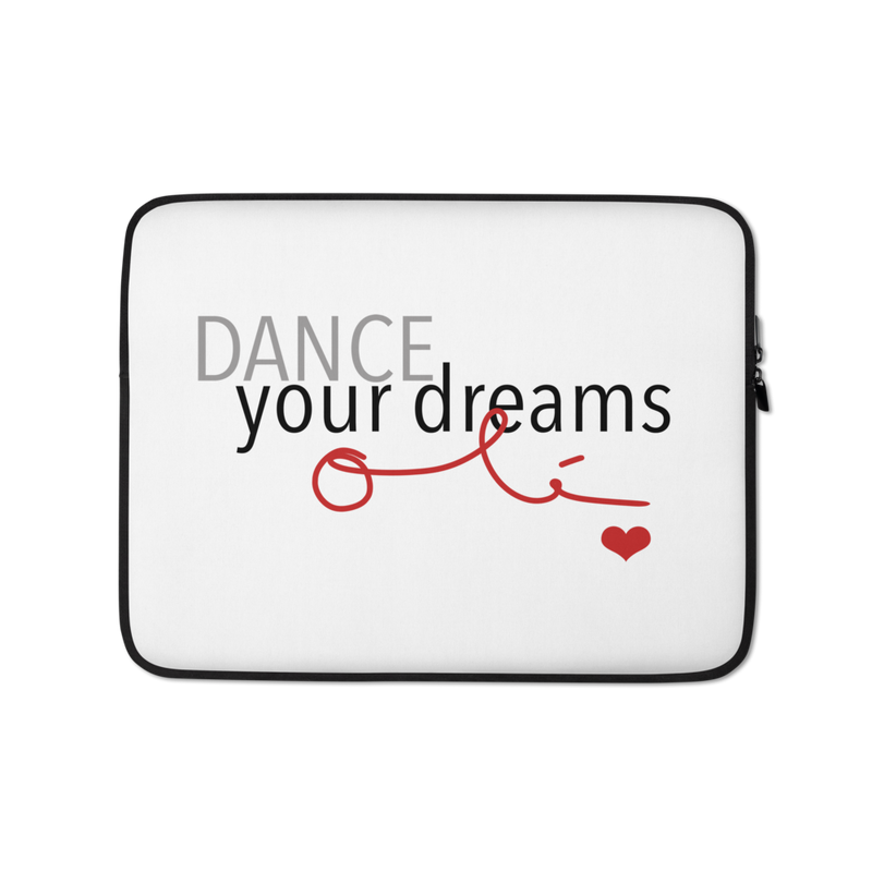 Dance Your Dreams Olé - Laptop Sleeve