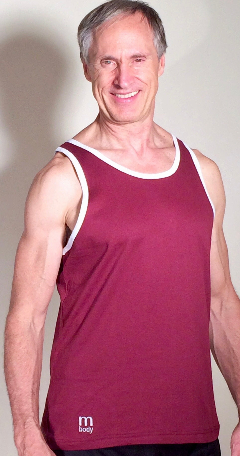 The Power Yoga Tank Top
