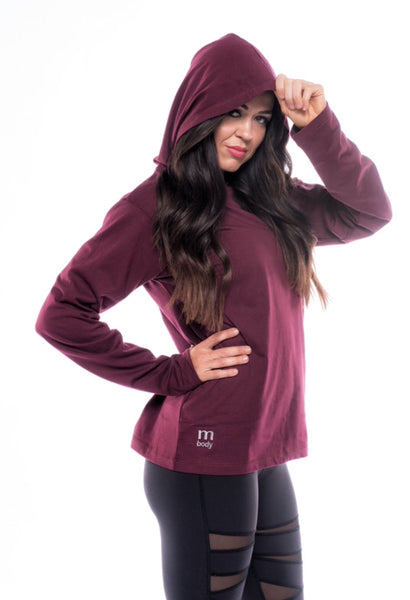 The mbody Pullover Hoodie