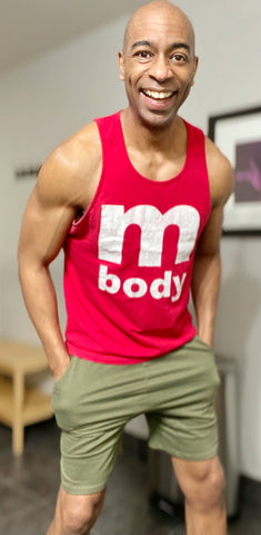The MBODY Logo Tank Top