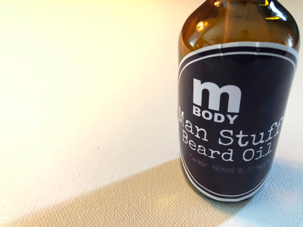 MBODY Man Stuff Beard Oil