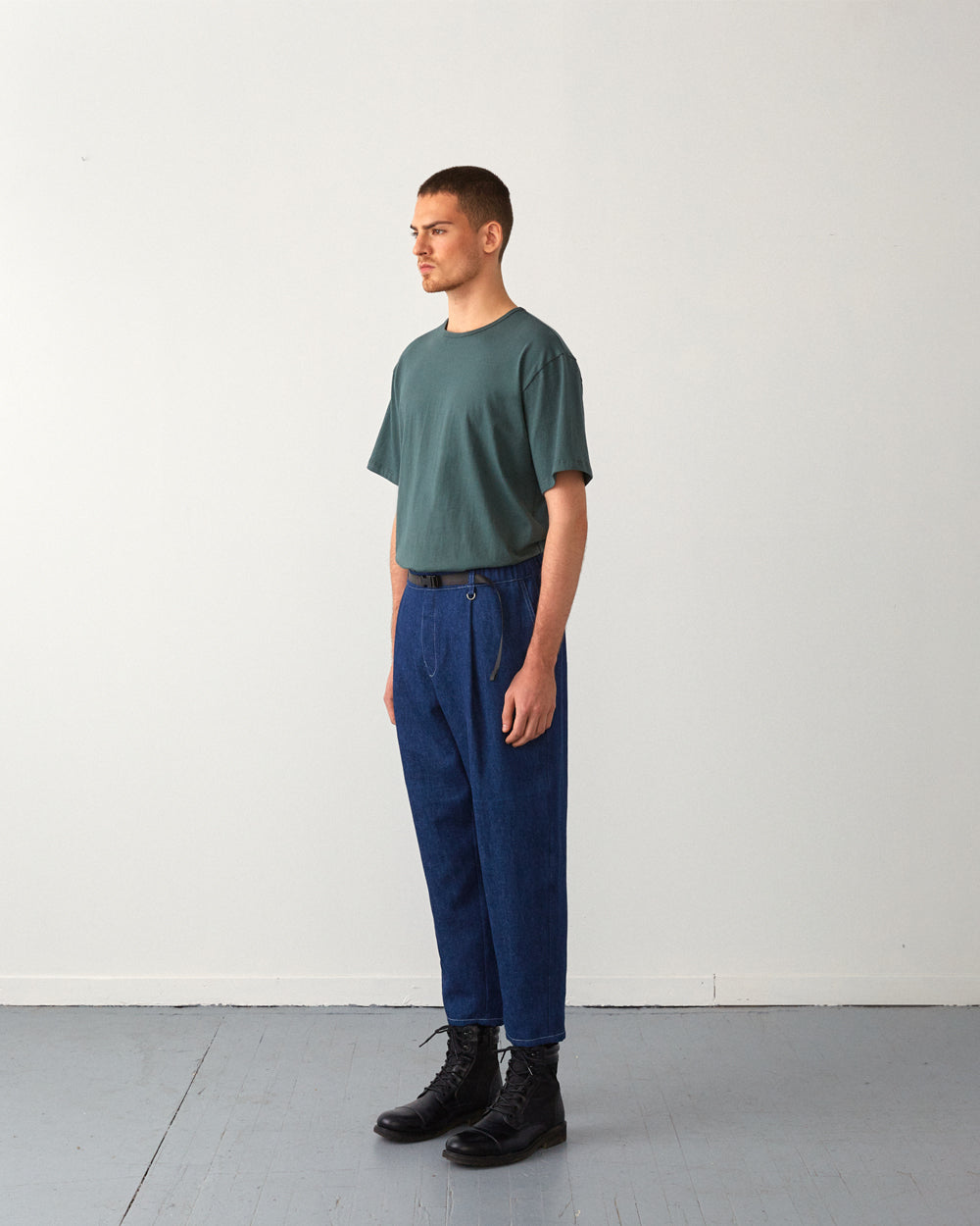 Pantalon Sunset — Denim marine 7,25 oz