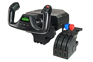 Logitech Saitek Flight Yoke System