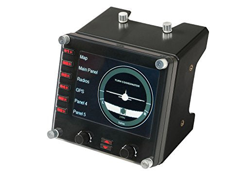 Logitech Saitek Flight Instrument Panel