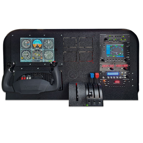 FV10HP - RealStack 530 Flight Simulator Kit