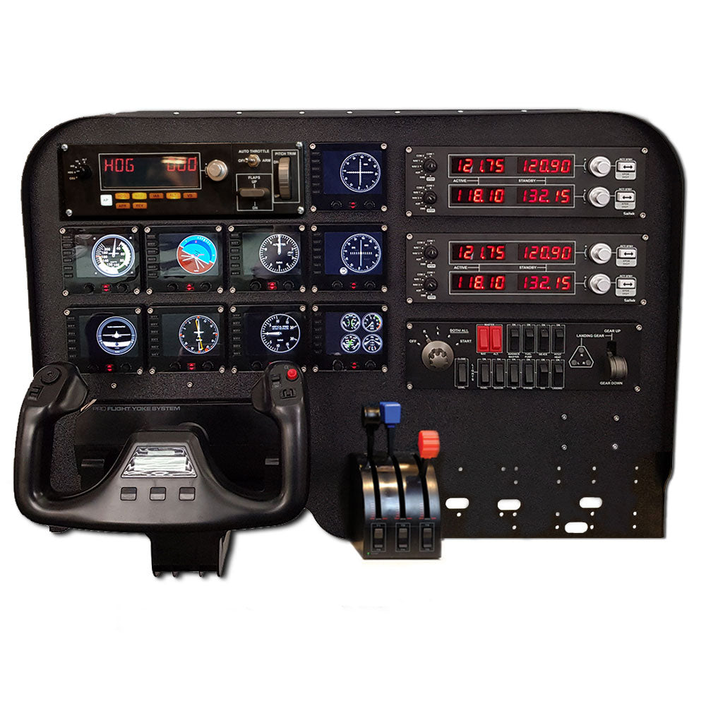 FV1 - Legacy Cockpit Panel Flight Simulator Kit