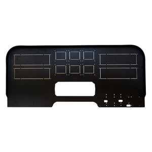 FV3 - Mid Profile Cockpit Panel