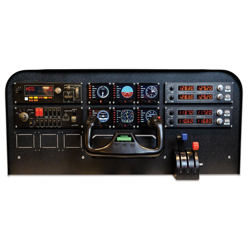 FV7 - Gleim Aviation / Volair Sim Cockpit Panel Kit
