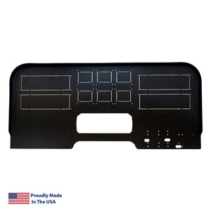 FV3 - Mid Profile Cockpit Panel Flight Simulator Kit