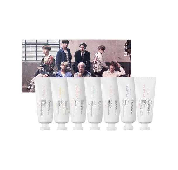 L'atelier des Subtils Signature Hand Collection Set + Free Photocard Set (Transparent Version)