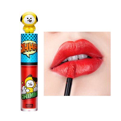 BT21 ART IN LIP TINT 4PC SET