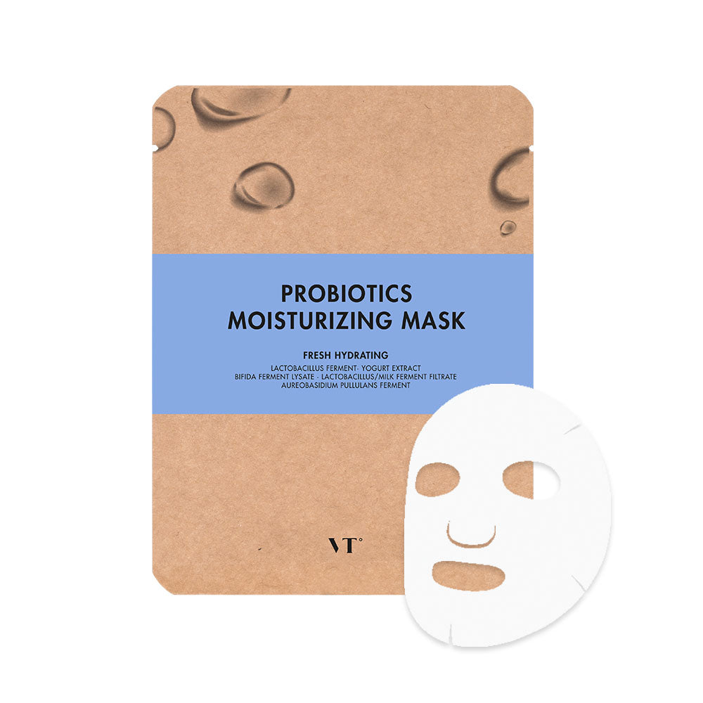VT Probiotics Moisturizing Mask - 5pcs