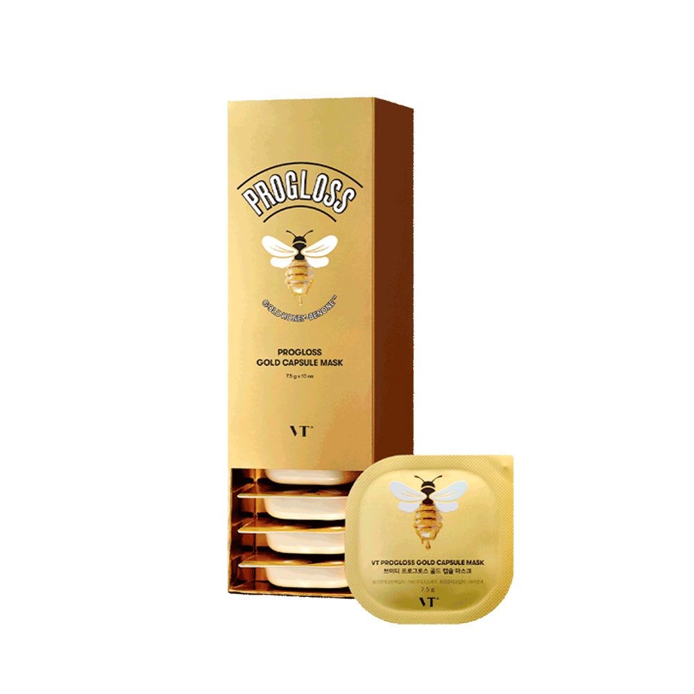 PROGLOSS GOLD CAPSULE MASK