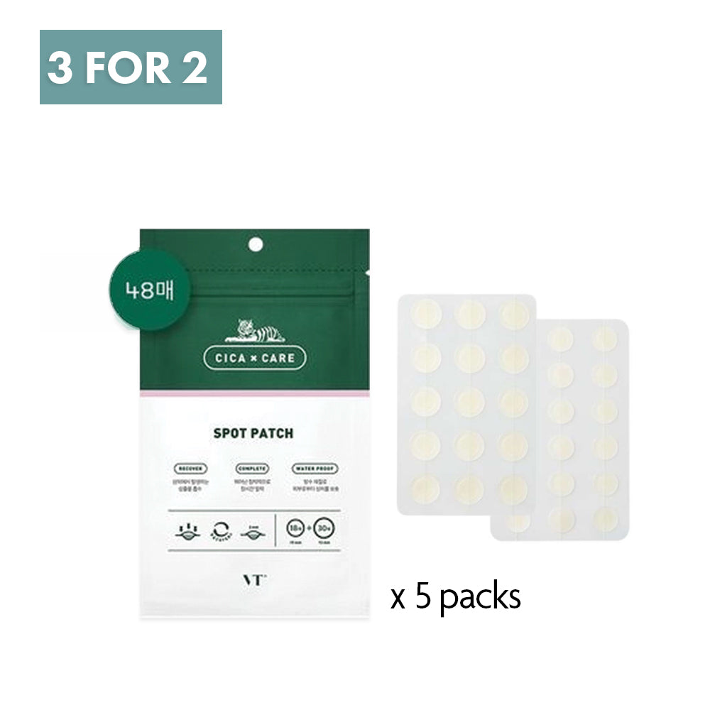 CICA SPOT PATCH (48 patches per pack) [3 FOR 2]