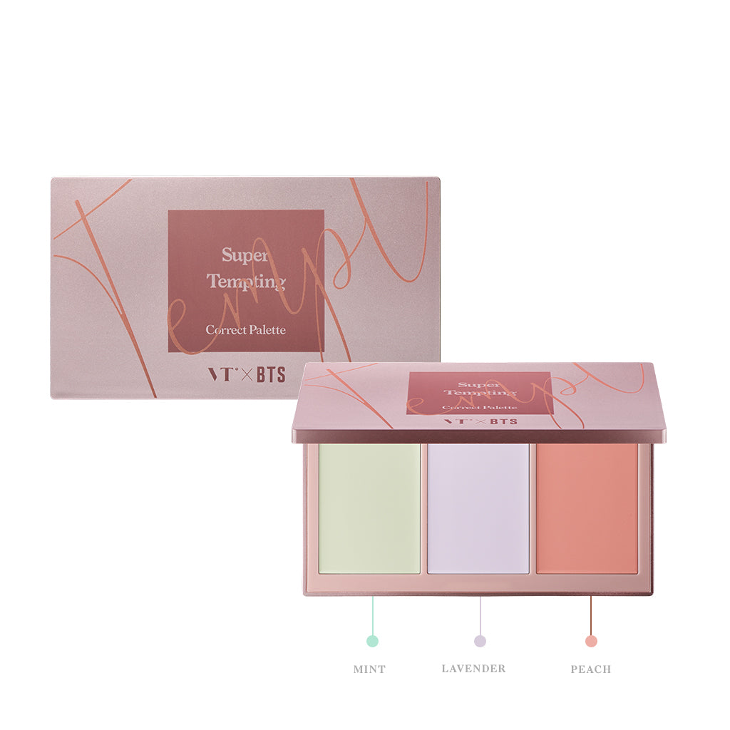 SUPER TEMPTING CORRECT PALETTE