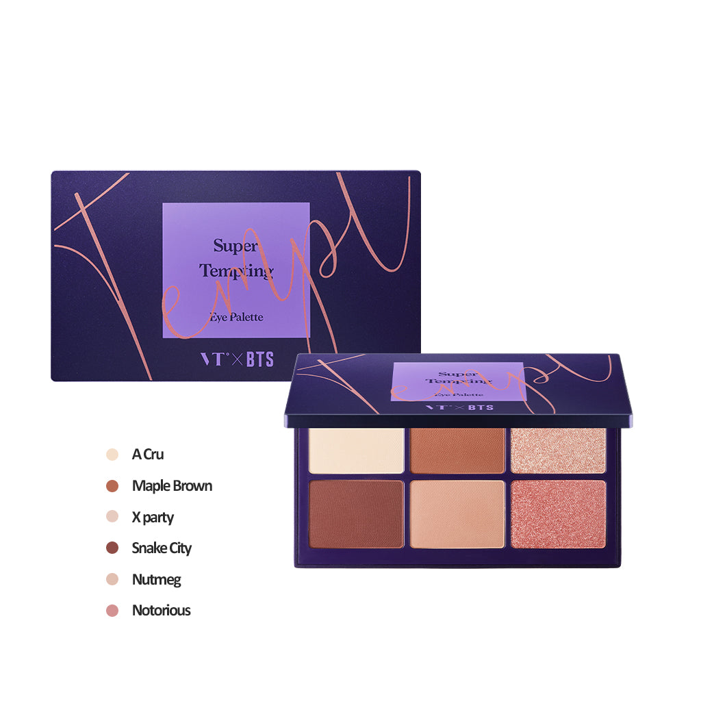 SUPER TEMPTING EYE PALETTE