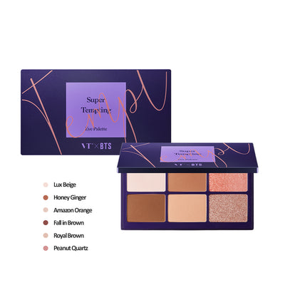 VTXBTS Super Tempting Eye Palette