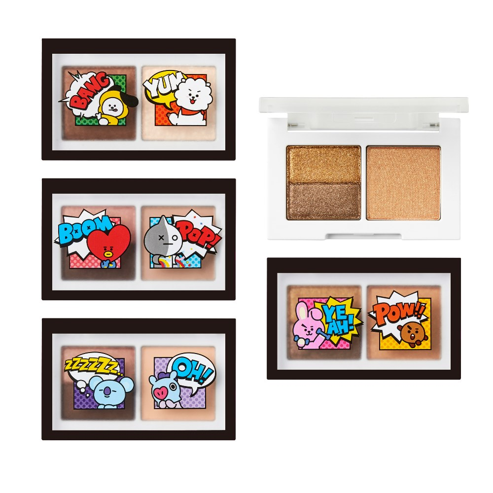 VT BT21 Art In Multi Eye Shadow - Image 1