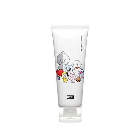 BT21 RICH WHIP CLEANSER