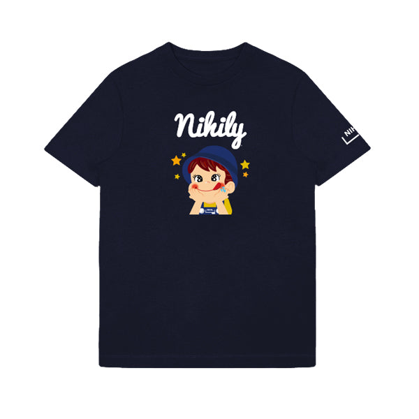Nihily Tee (Navy)